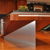 Boat Shaped Kitchen Table